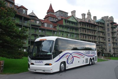 Coach 67 at Mohonk Mountain House