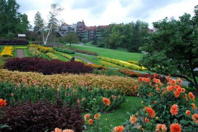 The Gardens at Mohonk Mountain House