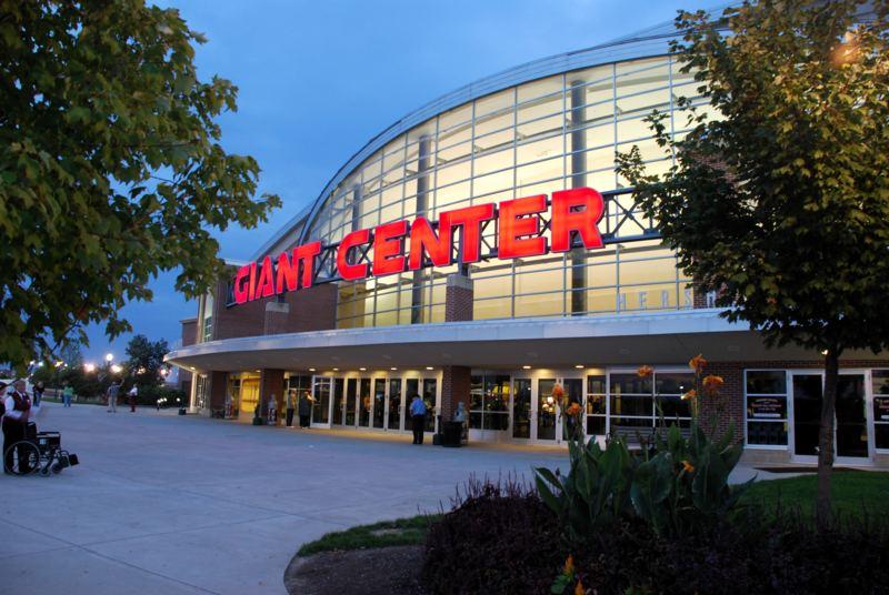 Hershey's Giant Center
